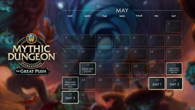 World of Warcraft getting a push