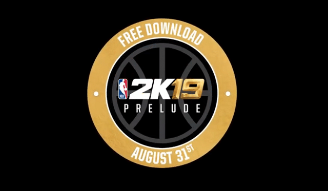 NBA 2K19: The Prelude now available