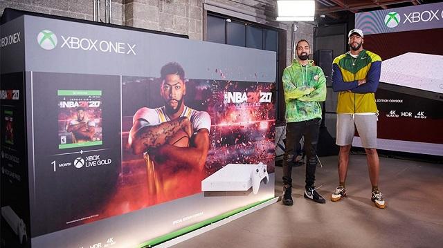 Three NBA 2K20 Xbox bundle revealed