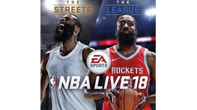 NBA LIVE 18 tips off news image