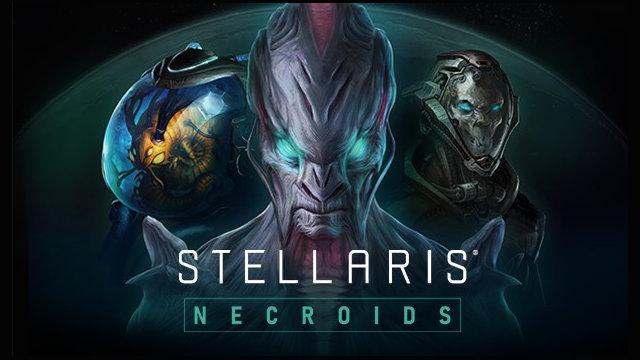 The Necroids invade Stellaris space