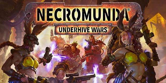 New details on Necromunda: Underhive Wars revealed