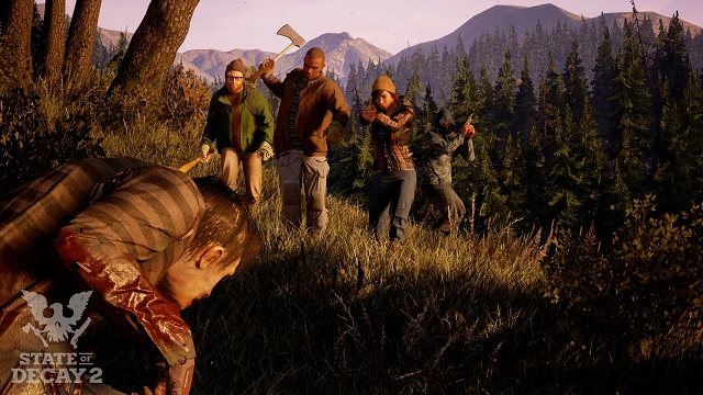 State of Decay 2 coming in 2017