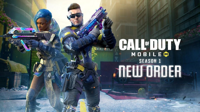 A New Order comes to Call of Duty: Mobile