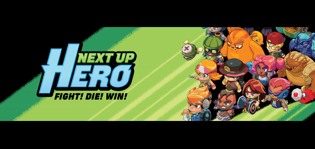 Next Up Hero announced