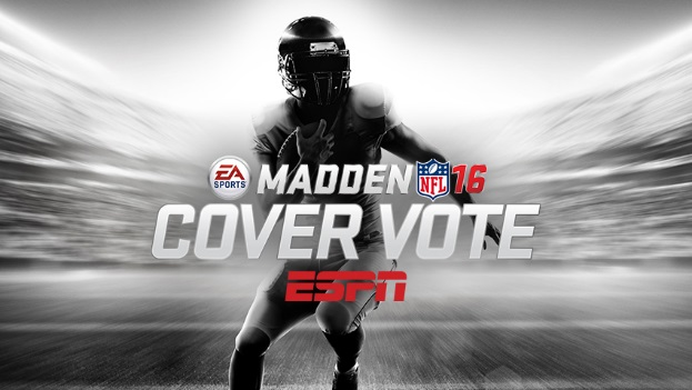 Madden NFL 16 cover vote opens