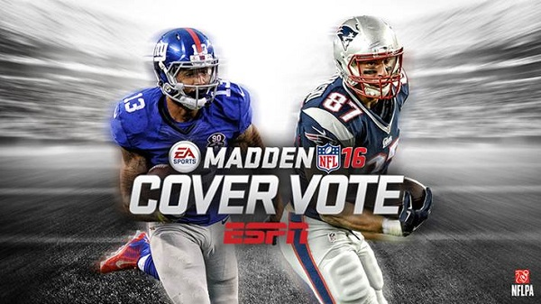 It's New York versus Boston in Madden NFL 16 cover vote final