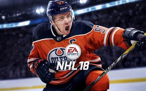 NHL 18 takes the ice news image