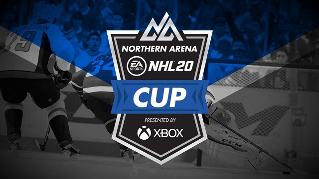 NA EA NHL 20 Cup