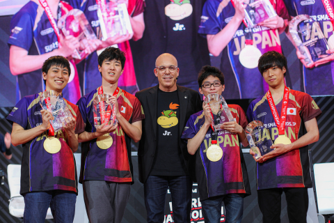 Nintendo crowns new tournament champions heading into E3