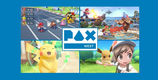 Nintendo announces PAX West 2018 lineup