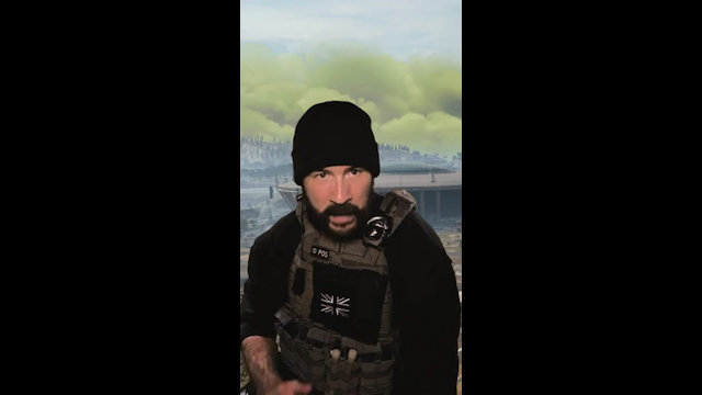 Captain Price joins Cameo in support of Call of Duty Endowment