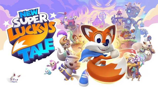 New Super Lucky's Tale jumping onto PS4 and Xbox One