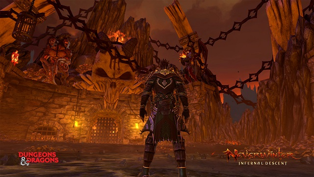Neverwinter descends into Infernal Descent in January