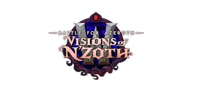 Visions of N'Zoth seen in World of Warcraft