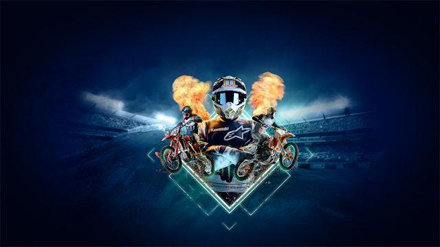 Monster Energy Supercross returns in March