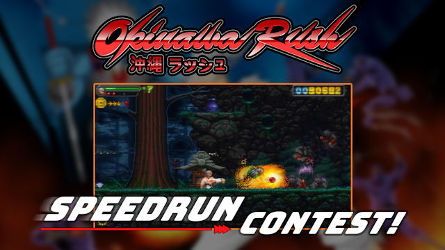 Okinawa Rush demo comes with a speedrun contest