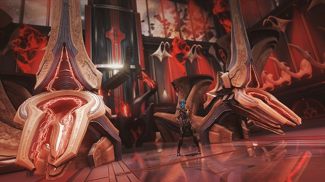 Operation Scarlet Spear pierces Warframe on console