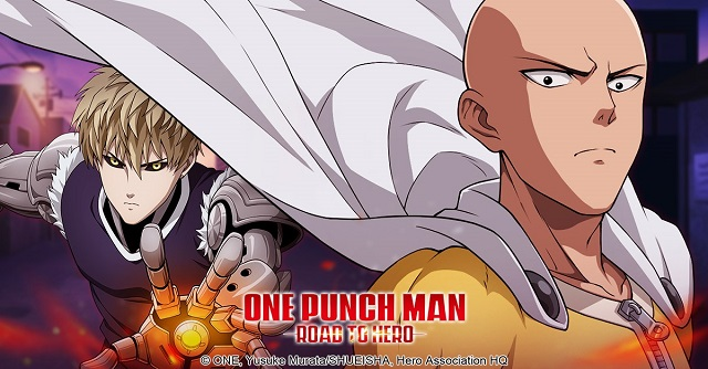 One-Punch Man: Road to Hero punches onto mobile