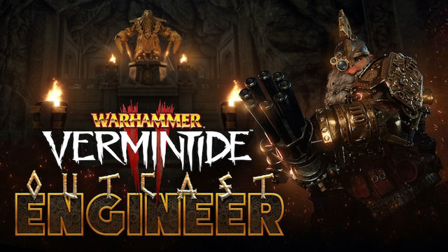 Warhammer: Vermintide 2 brings in an outcast