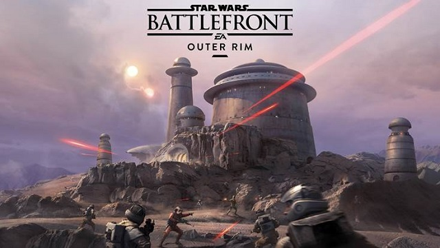 Star Wars Battlefront traveling to the Outer Rim