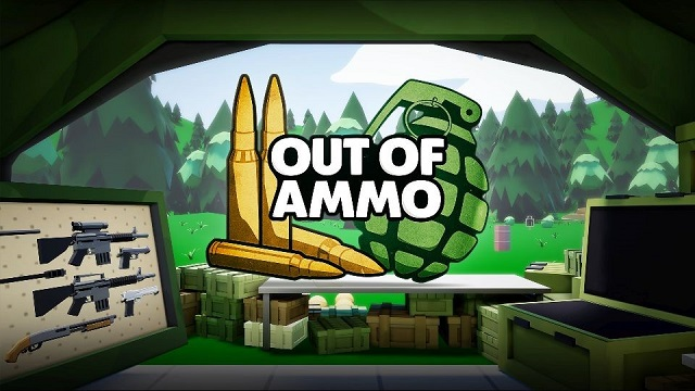 Out of Ammo is out now