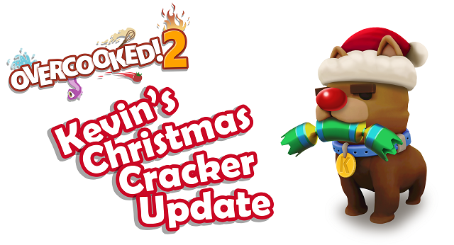 Overcooked 2 serving up a Christmas Cracker