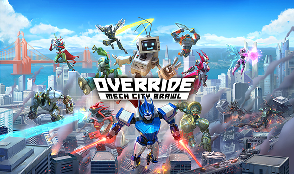 Override: Mech City Brawl breaks out