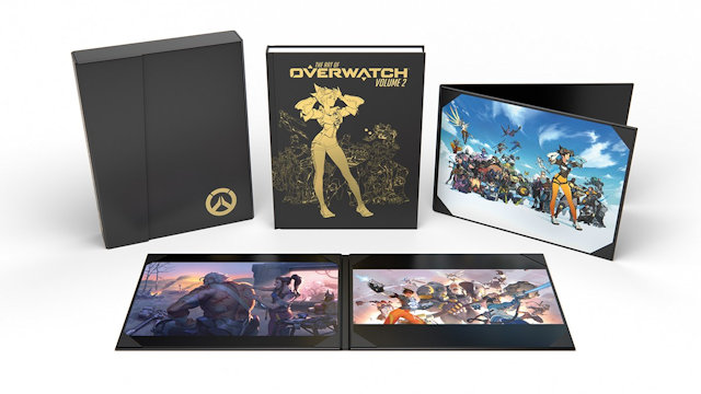 The Art of Overwatch getting a second volume