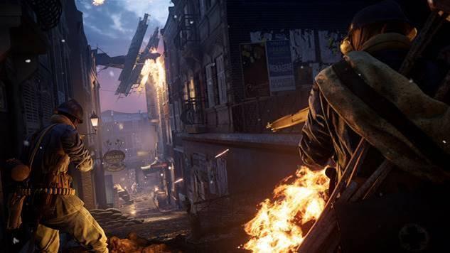 Battlefield 1 releases Prise de Tahure