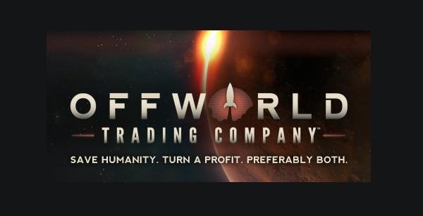 Offworld Trading Company launching soon