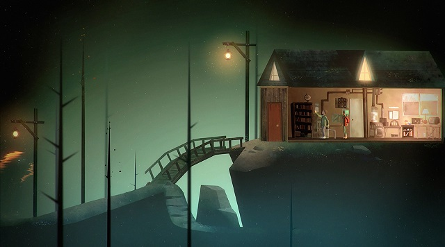 Oxenfree arrives on PlayStation 4