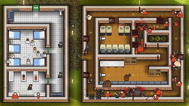 Prison Architect sentenced to consoles