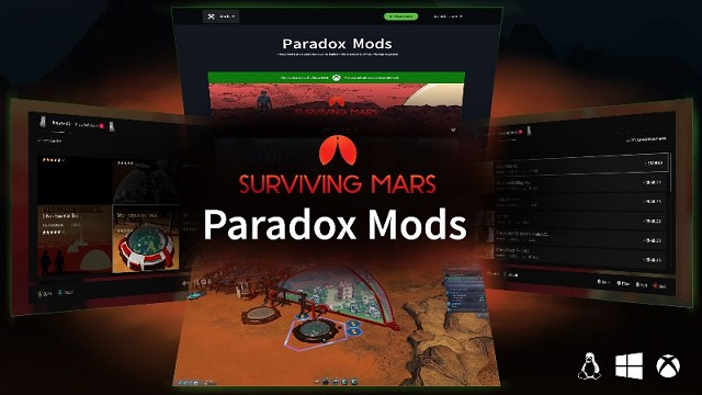 Paradox Mods platform released for Xbox and PC