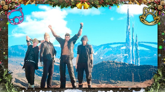 Holiday Pack released for Final Fantasy XV