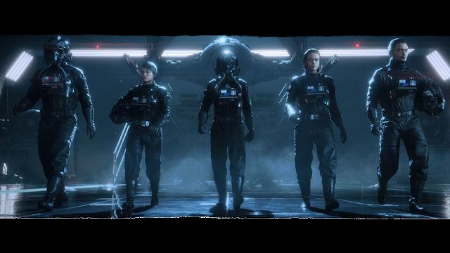 Star Wars: Squadrons takes flight