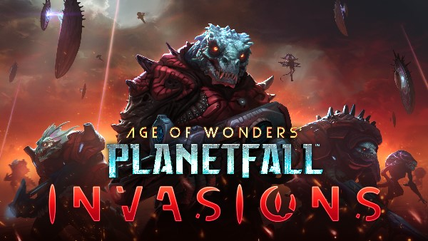 Age of Wonders: Planetfall invaded