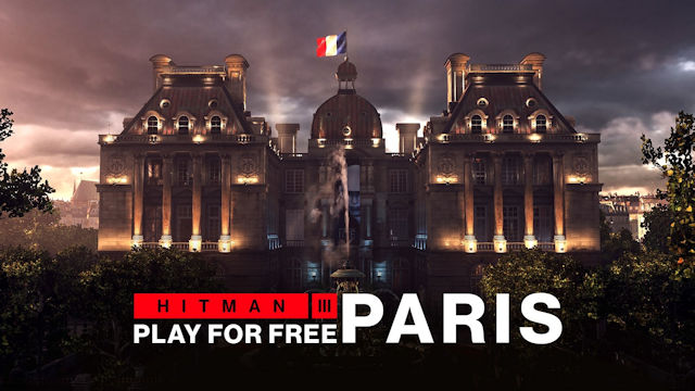 HITMAN 3 is taking you to Paris for free
