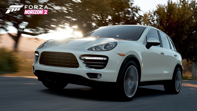 Two free Porsche cars available for Forza Horizon 2