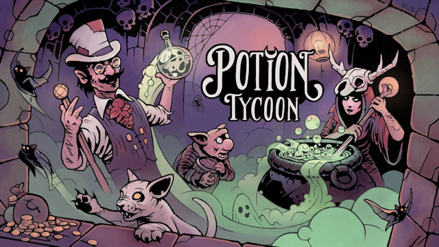 Potion Tycoon opening shop next year