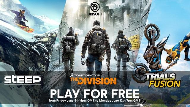 Ubisoft kicking off E3 early with the UbiE3 Free Weekend