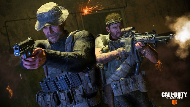 Pre-order Modern Warfare, play as Captain Price in Blackout
