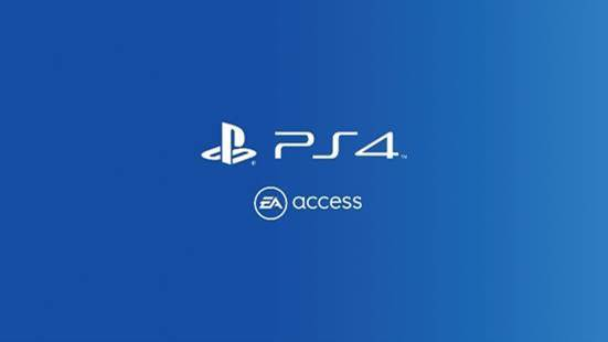 EA Access comes to PS4