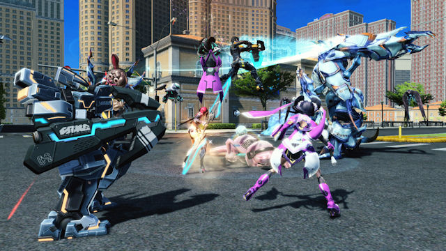 Phantasy Star Online 2 launches Episode Four and arrives on Steam