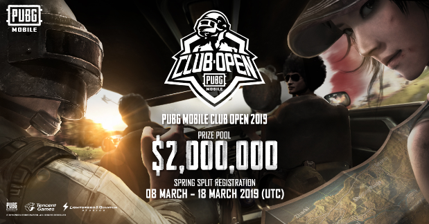PUBG Mobile launching two million dollar tournament