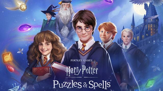 Harry Potter: Puzzles & Spells opens pre-registrations