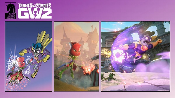 Plants vs. Zombies Garden Warfare getting the comic treatment