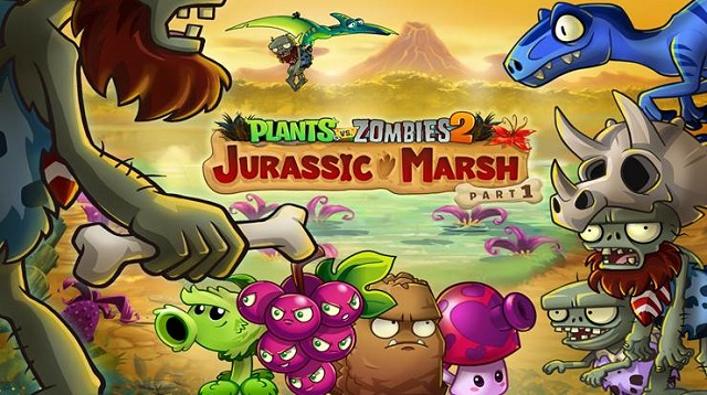 Plants vs. Zombies 2 gets more dinosaurs