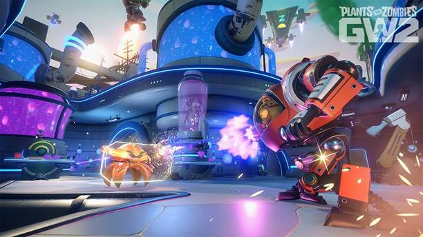 Plants and Zombies returning for more Garden Warfare