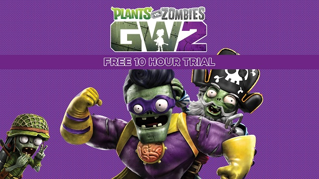 Play Plants vs. Zombies Garden Warfare 2 for free